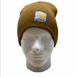 Carhartt Accessories - Carhartt Brown Stocking Cap